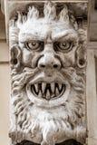 Maske des Steins Lizenzfreie Stockfotos