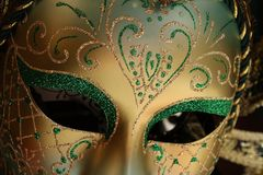 Maske für karnival Stockfotos