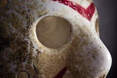 Maske Halloweens Jason stockbilder