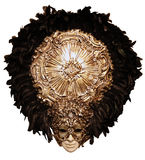 Maske von Venedig Stockfoto