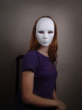 Masked Royalty Free Stock Photos