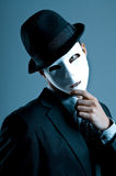 Masked Royalty Free Stock Images