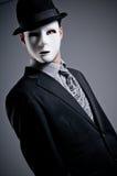 Masked Royalty Free Stock Photography