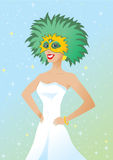 Masked ball Stock Image