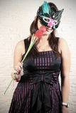 The masked ball Stock Image