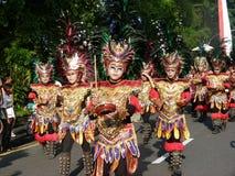 Masked dances Stock Photos