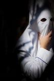 Masked man Stock Photos