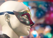 Masked Mannequin Stock Images