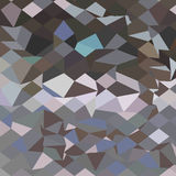 Masken-abstrakter niedriger Polygon-Hintergrund Stockfotografie