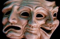 Masker 1 van Venetië royalty-vrije stock afbeeldingen