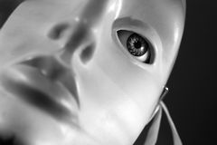 Masker 3 Royalty-vrije Stock Afbeeldingen
