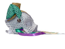 Masker 9 van Carnaval Stock Afbeeldingen