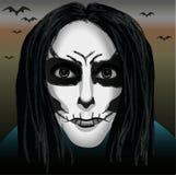 Masker of avatar Stock Foto