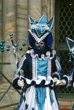 Masker - Carnaval - Venetië - Italië Stock Fotografie