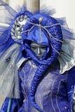 Masker - Carnaval - Venetië sommige pics van de vette dinsdag in Venetië Stock Fotografie