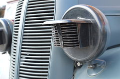 Masker het in oorlogstijd van de voertuigkoplamp Stock Afbeeldingen
