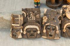Masker - traditie Mexicaanse gift Stock Fotografie