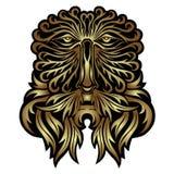 Masker van de gezichts het bosgeest Royalty-vrije Stock Afbeelding
