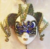 Masker van de Harlekijn Stock Afbeeldingen