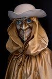 Masker in venedig Royalty-vrije Stock Fotografie