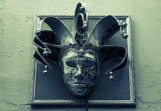 Masker in Venetië Royalty-vrije Stock Fotografie