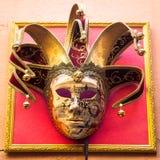 Masker in Venetië Stock Fotografie