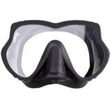 Masker voor het duiken (snorkel). Sluit omhoog Stock Fotografie
