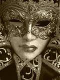 maskera venice Royaltyfri Fotografi