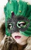 maskerad Fotografering för Bildbyråer