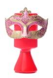 maskerad för välgörenhetdonationmaskering Royaltyfri Bild