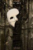 Maskerade - Phantom der Operen-Schablone Stockbilder