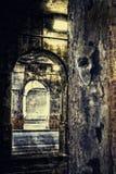 Maskerade - Phantom der Operen-Schablone Lizenzfreies Stockbild