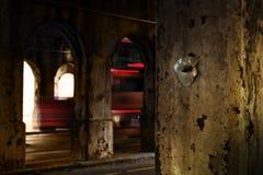 Maskerade - Phantom der Operen-Schablone Lizenzfreie Stockfotos