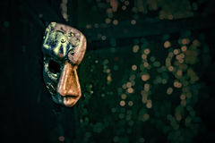 Maskerade - Spoor van het Masker van de Opera royalty-vrije stock fotografie