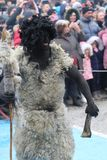 Masquerade festival in Shiroka laka, Bulgaria
