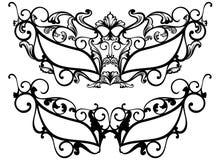 Maskeradmaskeringar Royaltyfria Foton