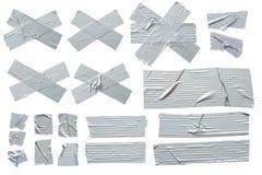 maskerande silverband Arkivfoton