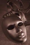 maskerar venetian Arkivbild
