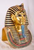 Maskering av Tutankhamon Arkivbilder