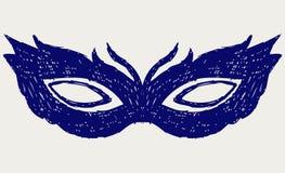 Maskering för maskeraddräkter Royaltyfri Foto