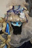 Maskering - karneval - Venedig någon pics från den feta tisdagen i venice Fotografering för Bildbyråer