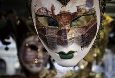 Maskering med utdragna Florence Arkivfoto