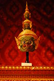 maskering thailand Royaltyfri Foto