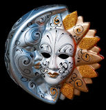 maskering traditionella venice Royaltyfri Fotografi