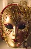 maskering venice Royaltyfri Fotografi