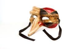 maskering venice Royaltyfri Bild
