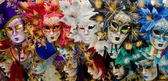 Maskeringar Royaltyfri Fotografi