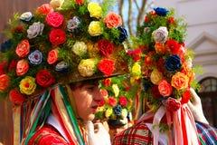 Maskeringar för karneval för OraÄ  I Arkivbild