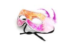 Maskeringskarneval Royaltyfri Fotografi
