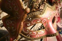maskeringsmaskerad Royaltyfri Fotografi